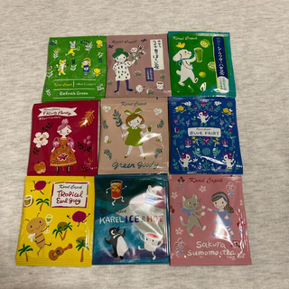 カレルチャペック紅茶 新作9パック+マスカットウーロン(茶)