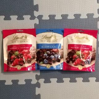 リンツ(Lindt)のリンツ チョコレート フルーツセンセーシヨン フルーツ セット(菓子/デザート)