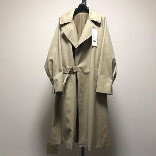"""コモリ(COMOLI)の希少 20ss COMOLI """"コットンギャバ"""" Tielocken Coat(トレンチコート)"""