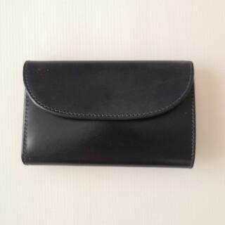 ホワイトハウスコックス(WHITEHOUSE COX)のホワイトハウスコックス 三つ折り財布 S7660(折り財布)
