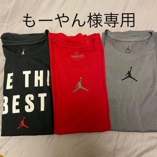 ナイキ(NIKE)のジョーダンTシャツ★中学生 ★バスケットボール(バスケットボール)