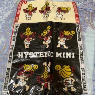 ヒステリックミニ(HYSTERIC MINI)のヒスミニ ハンドタオル(タオル/バス用品)