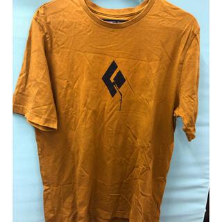 ブラックダイヤモンド(Black Diamond)のブラックダイヤモンドTシャツ Mサイズ(登山用品)