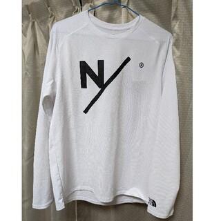 THE NORTH FACE - ニュートラルワークス×ノースフェイス ドライメッシュ ロングTシャツ
