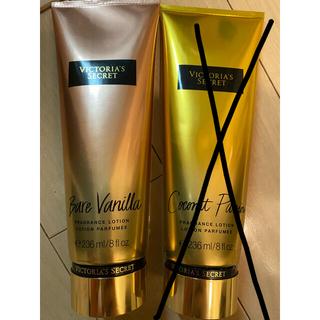 ヴィクトリアズシークレット(Victoria's Secret)のvictoria's secretボディローションBare vanilla(ボディローション/ミルク)