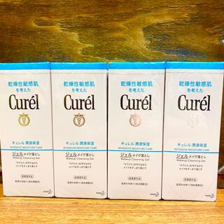 キュレル(Curel)の花王 キュレル ジェルメイク落とし クレンジング  130g×4コセット(クレンジング/メイク落とし)