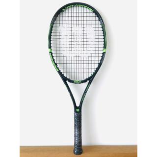 【新品同様】ウィルソン『ネメシス NEMESIS PRO』海外限定テニスラケット