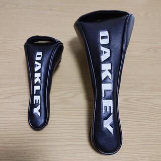 Oakley - オークリー ヘッドカバー ドライバー&ユーティリティ セット