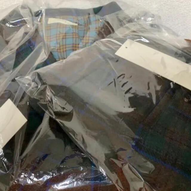 Jieda(ジエダ)のjieda 19aw jieda plaid セットアップ 新品未使用 タグ付き メンズのスーツ(セットアップ)の商品写真