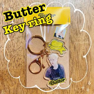 ボウダンショウネンダン(防弾少年団(BTS))のBTS   Butter  キーホルダー ジミン JM  チェキ(K-POP/アジア)