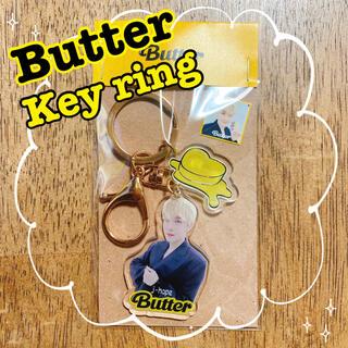 ボウダンショウネンダン(防弾少年団(BTS))のBTS   Butter  キーホルダー ホソク ホビ J-HOPE   チェキ(K-POP/アジア)