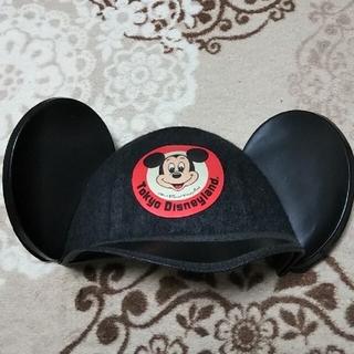 ディズニー(Disney)のなっつ様用 レア ? ディズニー ミッキーマウス イヤーハット(ハット)