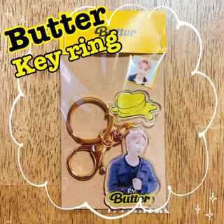 ボウダンショウネンダン(防弾少年団(BTS))のBTS   Butter   キーホルダー ナムジュン RM   チェキ(K-POP/アジア)