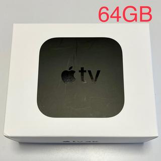 アップル(Apple)のApple tv 4k 64GB 美品(テレビ)
