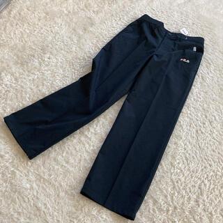 フィラ(FILA)のフィラ ゴルフウェア ウエスト76cm ストレートパンツ ネイビー 紺色 メンズ(ウエア)