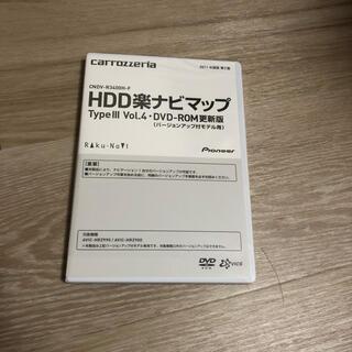 パイオニア(Pioneer)のカロッツェリア HDD楽ナビマップ 2011年度版 第2版(カーナビ/カーテレビ)