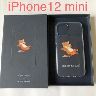 MAISON KITSUNE NATIVE UNION IPHONEケース(iPhoneケース)