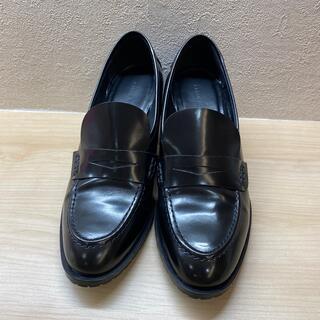 ファビオルスコーニ(FABIO RUSCONI)のFABIO RUSCONI  ローファー風シューズ ファビオルスコーニ(ローファー/革靴)