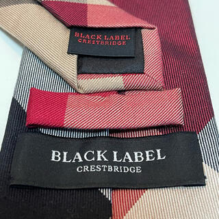 BLACK LABEL CRESTBRIDGE - ブラックレーベルクレストブリッジネクタイ