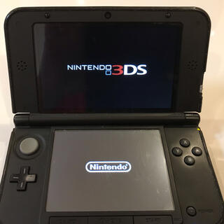 任天堂 - Nintendo 3DS  LL 本体ブラック