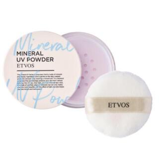 ETVOS - 新発売エトヴォス🧡ミネラルUVパウダー新色ペールラベンダー