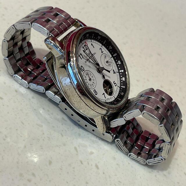 ALBA(アルバ)のSEIKO ALBA ultra sonic call 時計 ジャンク メンズの時計(腕時計(アナログ))の商品写真