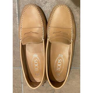 トッズ(TOD'S)のTOD'S ドライビングシューズ 36 1/2(ローファー/革靴)