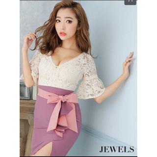 JEWELS - jewels 美品 キャバドレス