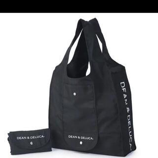 【新品】 DEAN&DELUCA エコバッグ ショッピング 折りたたみ ブラック(エコバッグ)