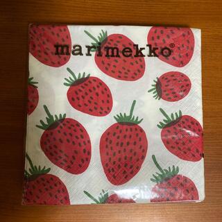 マリメッコ(marimekko)のマリメッコ マンシッカ ペーパーナプキン(テーブル用品)