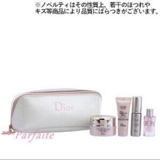 クリスチャンディオール(Christian Dior)のクリスチャンディオール カプチュールトータル スキンケア セット(サンプル/トライアルキット)