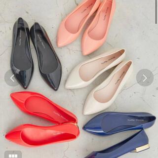オリエンタルトラフィック(ORiental TRaffic)のオリエンタルトラフィック レインシューズ ベージュ パンプス(レインブーツ/長靴)