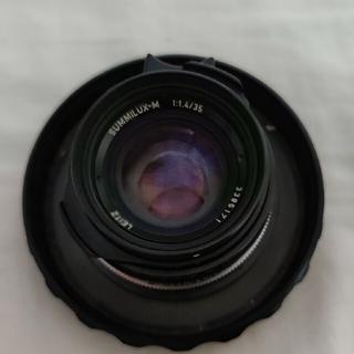 ライカ(LEICA)のLeica summilux 35mm f1.4 2nd ズミルックス(レンズ(単焦点))
