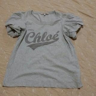 SEE BY CHLOE - SEE BY CHLOE半袖Tシャツ最終値下げ