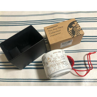 Starbucks Coffee - スターバックス スタバ ロンドン マグカップ イギリス クリスマス限定