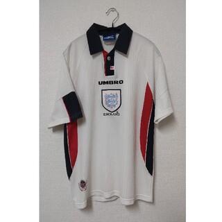 アンブロ(UMBRO)のアンブロ イングランド代表 ユニフォーム Lサイズ(ウェア)