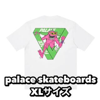 シュプリーム(Supreme)のpalace skateboards パレス 半袖Tシャツ(Tシャツ/カットソー(半袖/袖なし))