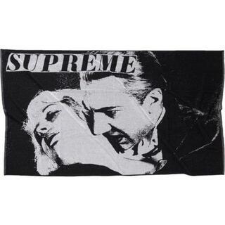 シュプリーム(Supreme)のシュプリーム Week14 Supreme Bela Lugosi Towel(タオル/バス用品)