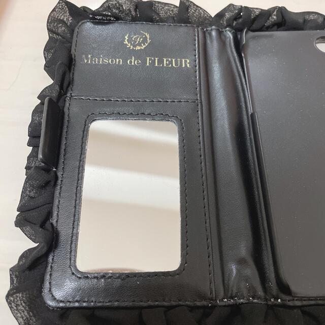 Maison de FLEUR(メゾンドフルール)のメゾンドフルール iPhoneケース 7/8対応 スマホ/家電/カメラのスマホアクセサリー(iPhoneケース)の商品写真