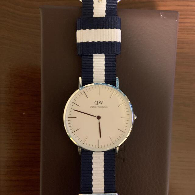 Daniel Wellington(ダニエルウェリントン)のDaniel Wellington メンズ時計 未使用 メンズの時計(腕時計(アナログ))の商品写真