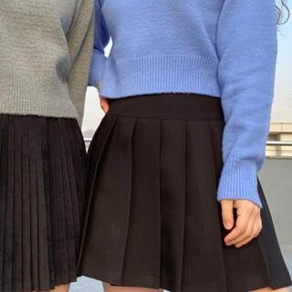 スタイルナンダ(STYLENANDA)のblack up 韓国 スカート(ミニスカート)