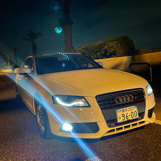 AUDI - BBSホイール装着 美車 Audi A4 セダン ディーラー車 車検R4.5