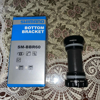 SHIMANO - SM-BBR60 68mm bc1.37 新品未使用品