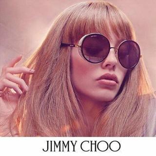 JIMMY CHOO - 新品】ジミーチュウ JIMMY CHOO サングラス メガネケース メガネ拭き付