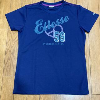 エレッセ(ellesse)のエレッセ レディースシャツ Lサイズ(ウェア)