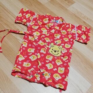 ディズニー(Disney)のベビー キッズ 甚平 浴衣 サイズ80(甚平/浴衣)