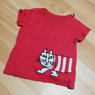 ユニクロ(UNIQLO)のベビー キッズ ユニクロ Tシャツ サイズ80(Tシャツ)