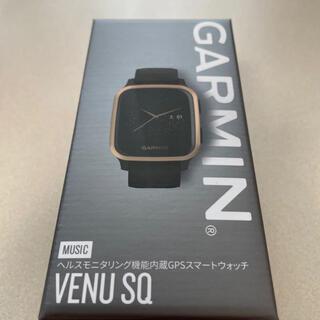 ガーミン(GARMIN)のGARMIN Venu Sq Music(腕時計(デジタル))