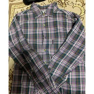 Columbia - コロンビアチェックシャツ Mサイズ