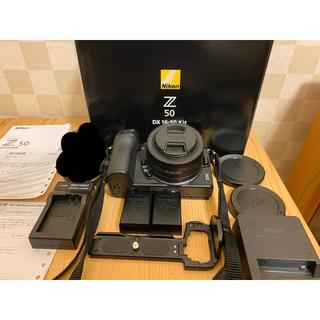 Nikon - nikon z50レンズキット